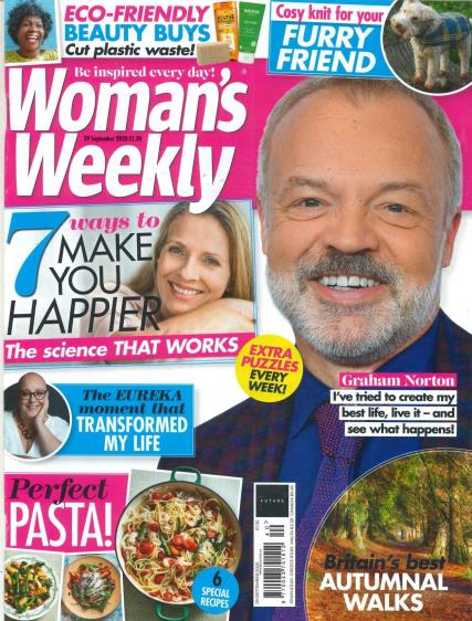 Woman's Weekly magazine