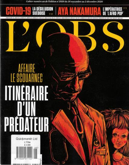 L'obs magazine