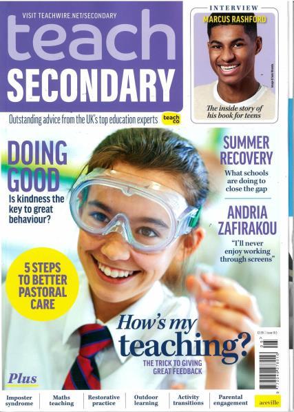 Teach Secondary magazine
