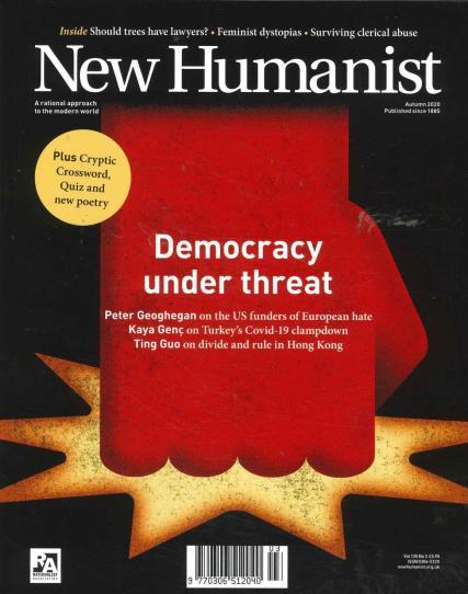 New Humanist magazine