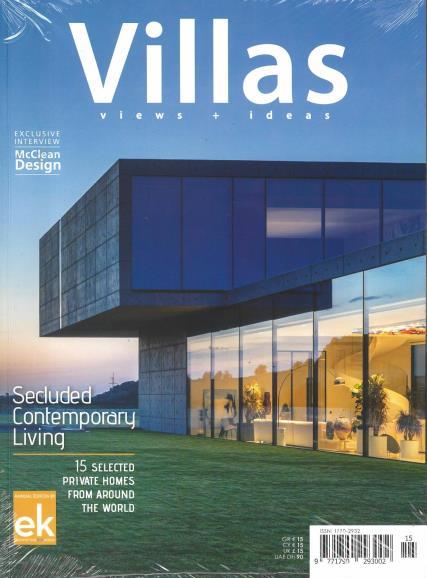 EK Architectural magazine