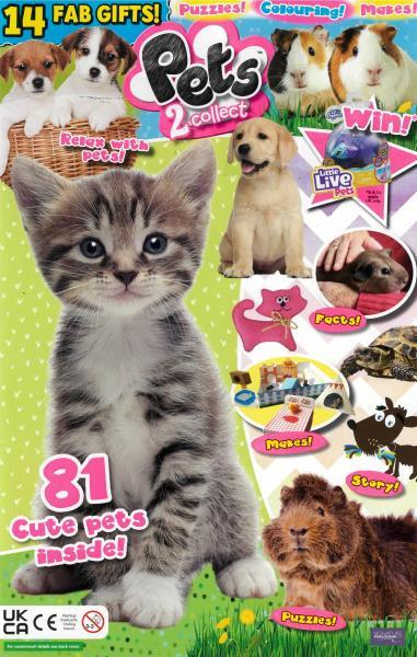 Pets 2 Collect magazine