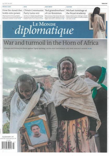 Le Monde Diplomatique English magazine
