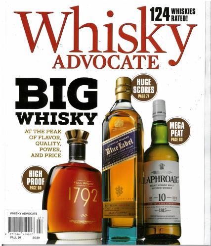 Whisky advocate magazine