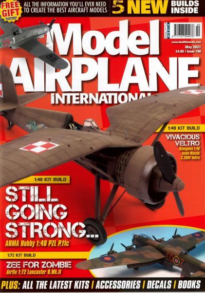 Model Airplane International magazine