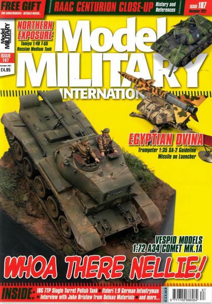 Model Military International magazine