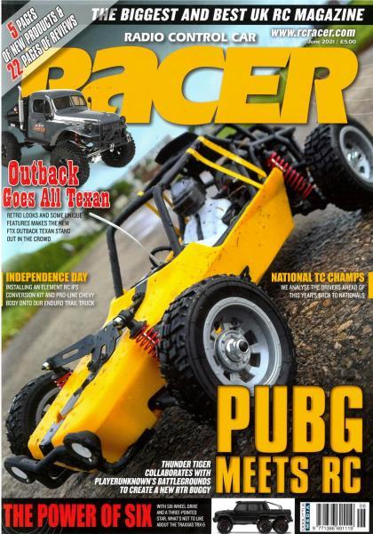 Radio Control Car Racer magazine