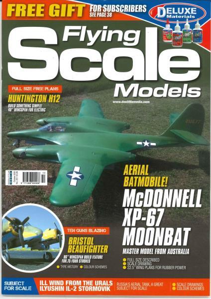 Flying Scale Models magazine