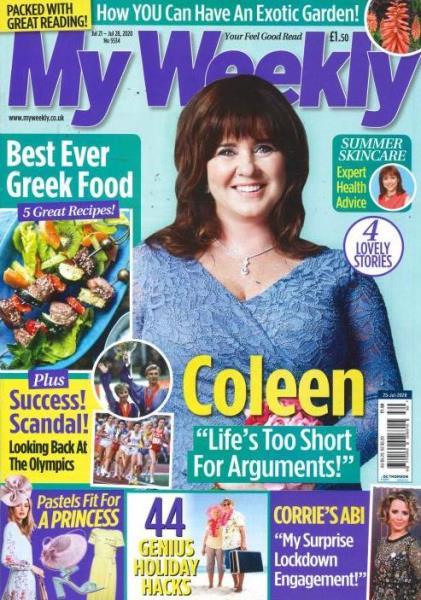 My Weekly magazine