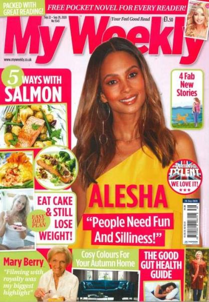 My Weekly magazine