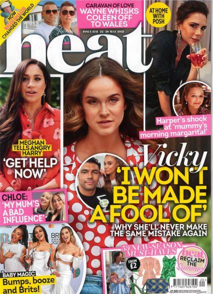 Heat magazine
