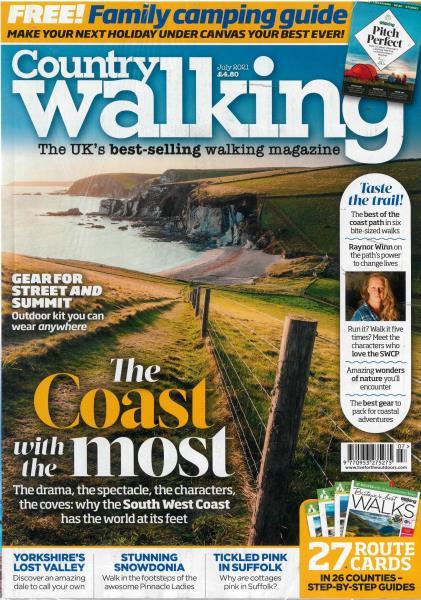 Country Walking magazine