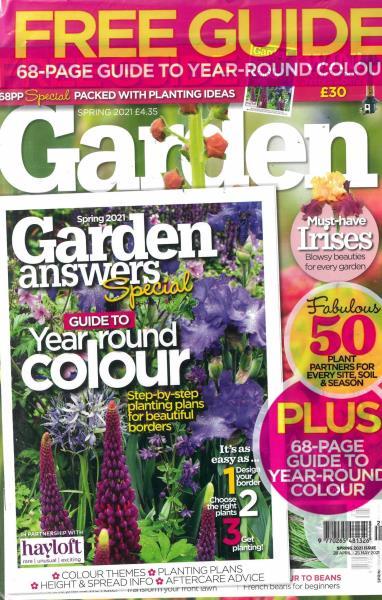 Garden Answers magazine