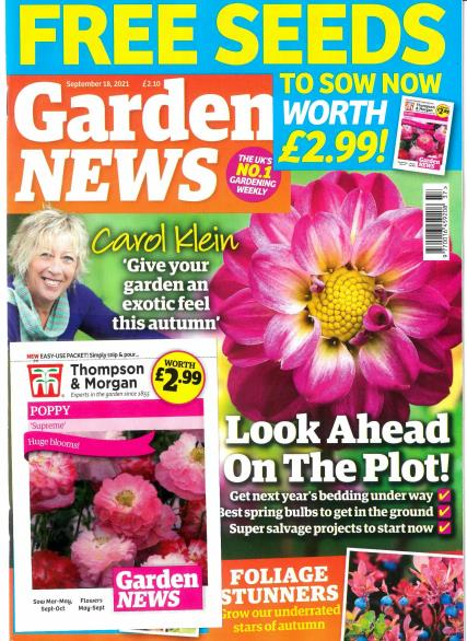 Garden News magazine