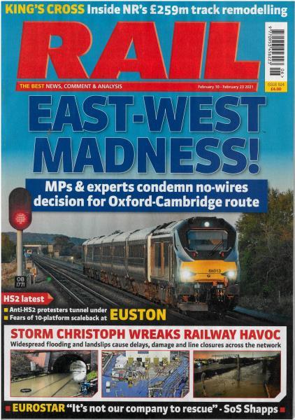 Rail magazine
