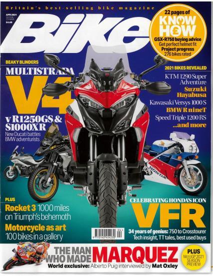 Bike magazine