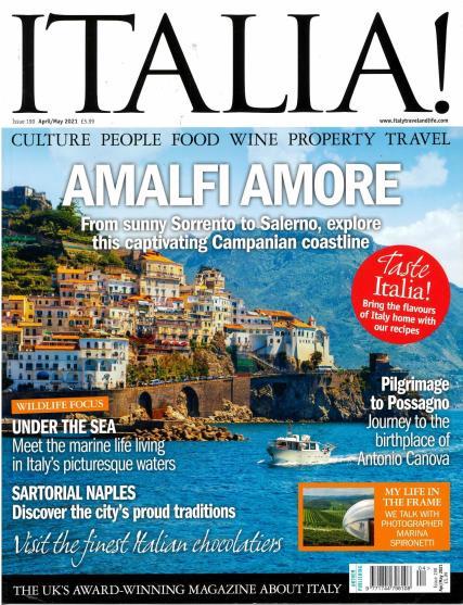 Italia! magazine