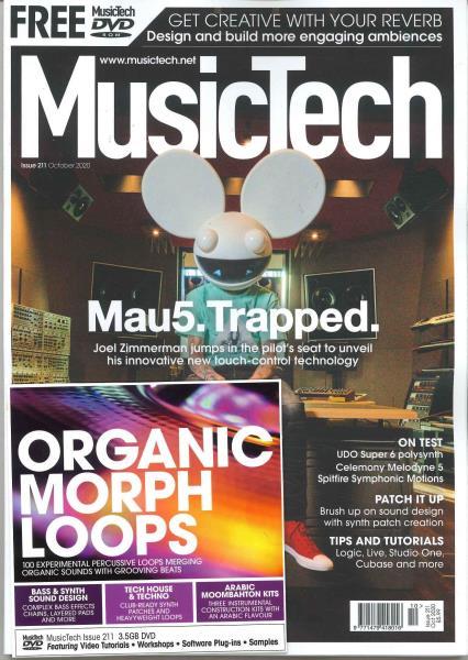 Music Tech magazine