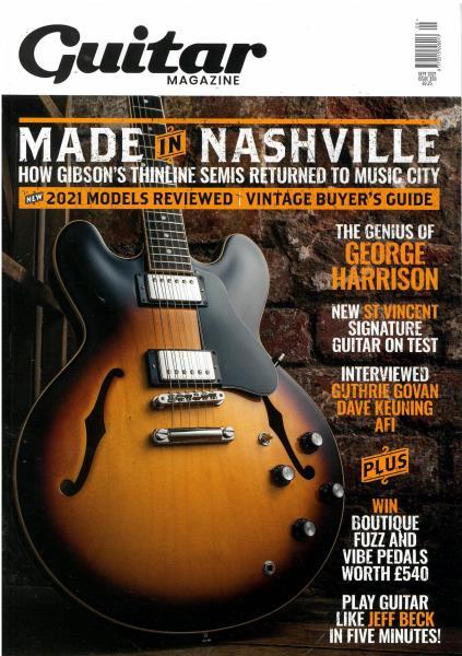 The Guitar magazine
