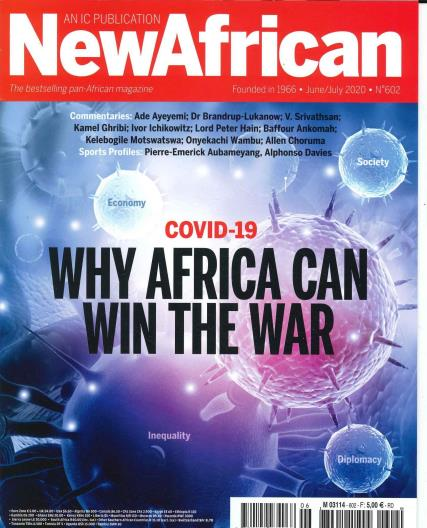 New African magazine