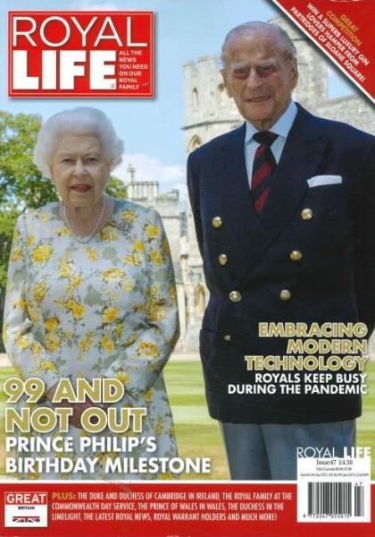 Royal Life magazine