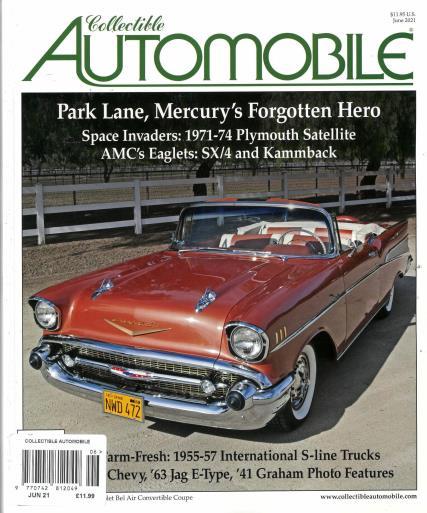 Collectible Automobile magazine