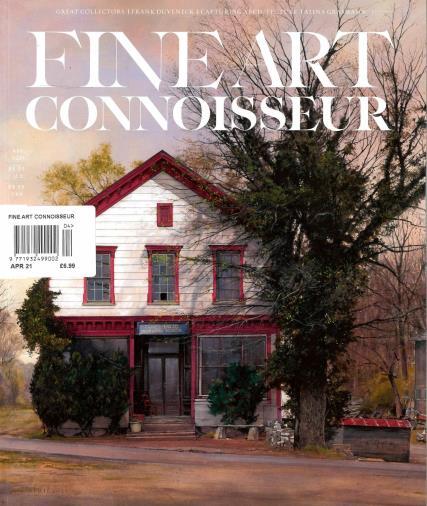 Fine Art Connoisseur magazine