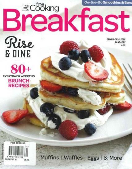 Fine Cooking magazine