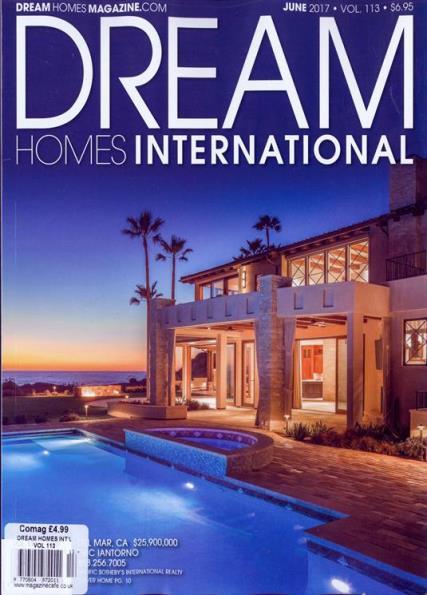 Dream Homes International magazine