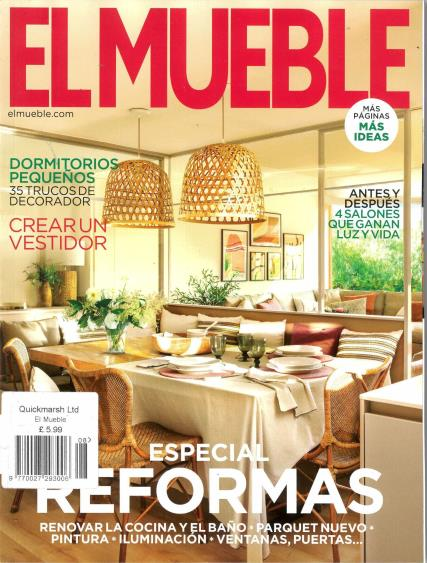 El Mueble magazine