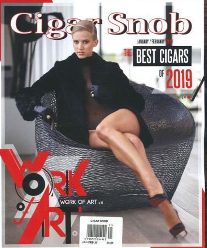 Cigar Snob magazine