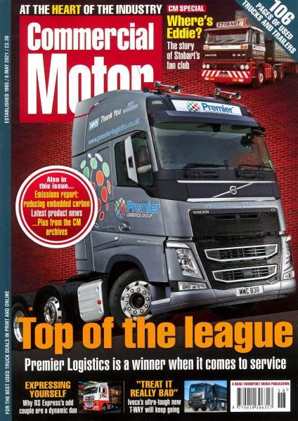 Commercial Motor magazine
