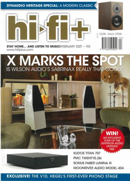 Hi-Fi Plus magazine