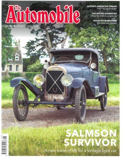 The Automobile magazine