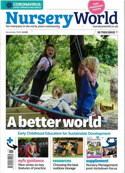 Nursery World magazine