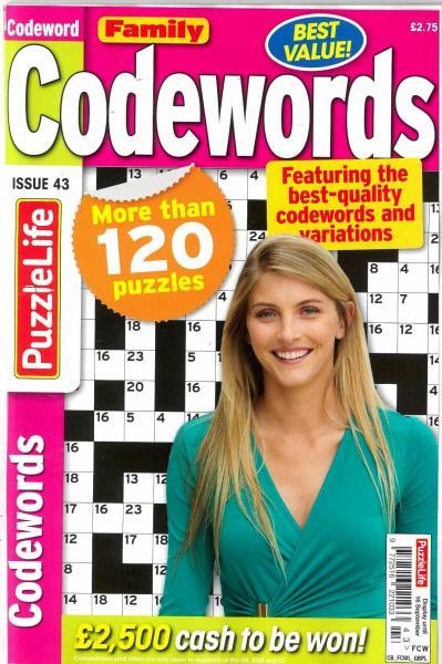 Family Codewords magazine