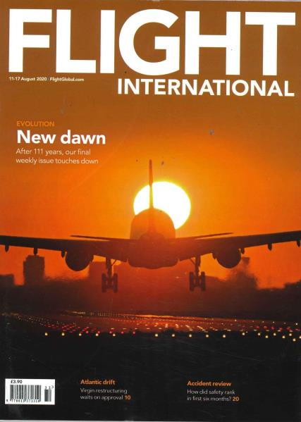 Flight International magazine