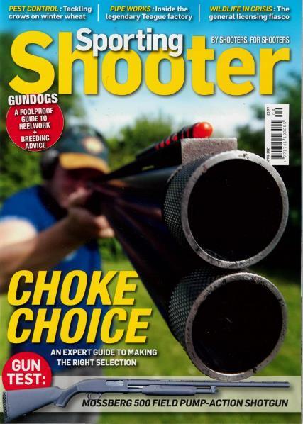 Sporting Shooter magazine