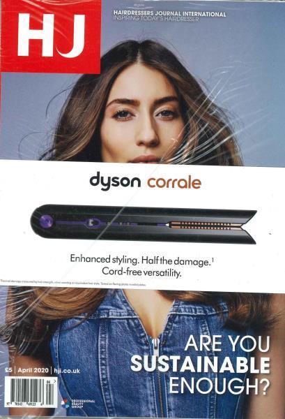 Hairdressers Journal International magazine