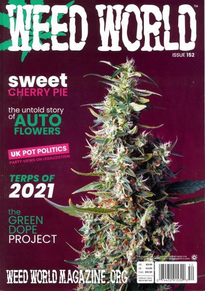 Weed World magazine