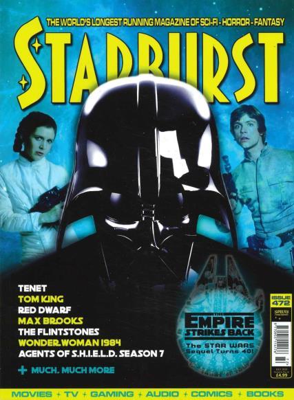 Starburst magazine