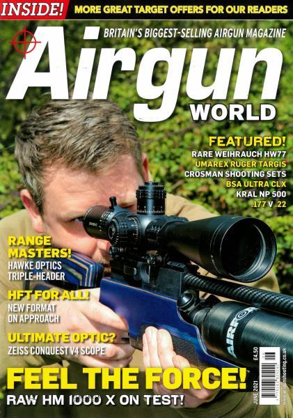 AirGun World magazine