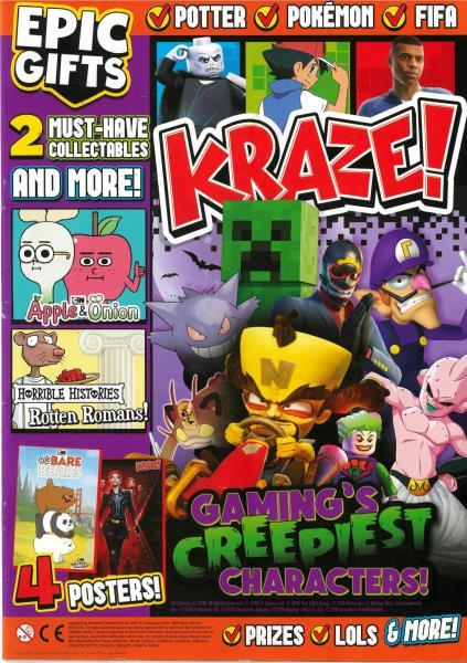 Futura Specials - Kraze magazine