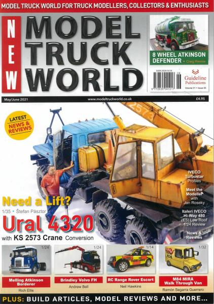 New Model Truck World magazine
