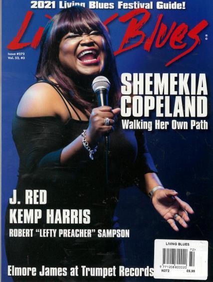 Living Blues magazine
