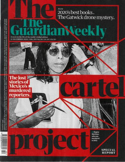 The Guardian Weekly magazine