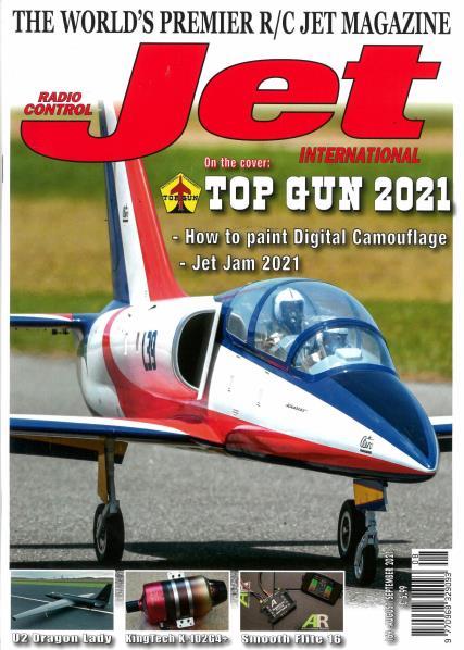 Radio Control Jet International magazine
