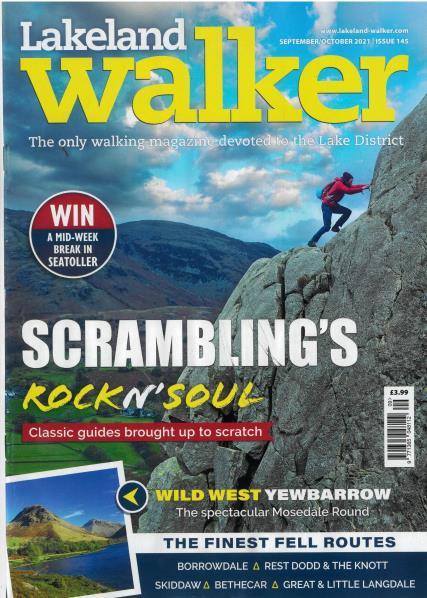 Lakeland Walker magazine