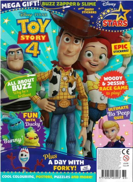 Disney Stars magazine