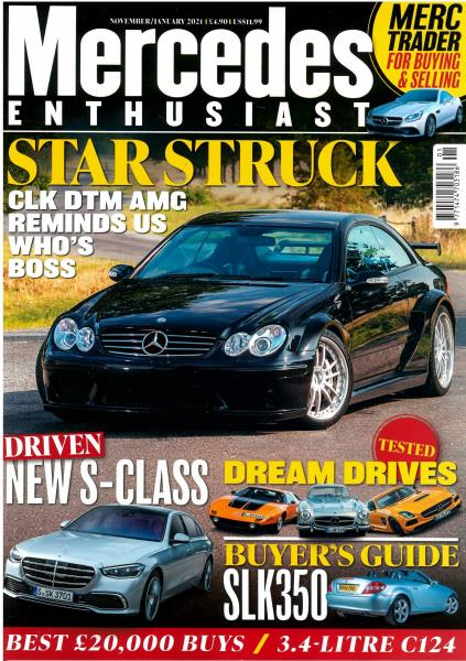 Mercedes Enthusiast magazine